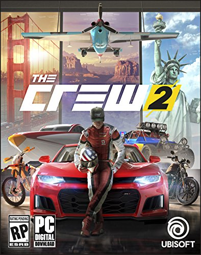 The Crew 2 [Online Game Code] by Ubisoft