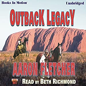 Outback Legacy Audiobook