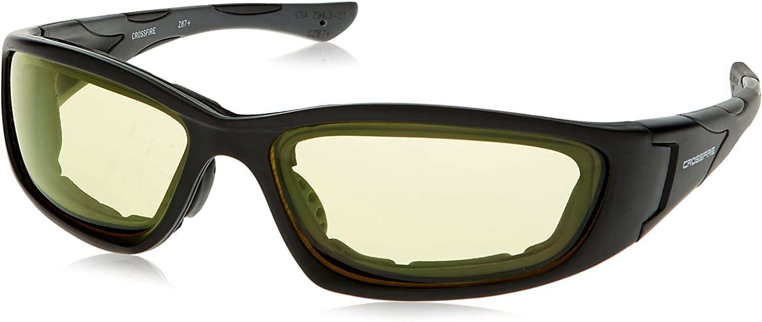 Crossfire MP7 Foam Lined Safety Glasses