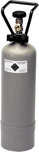S-+-M-CO2-Mehrweg-Vorrats-Flasche-2Kg-Gefüllt