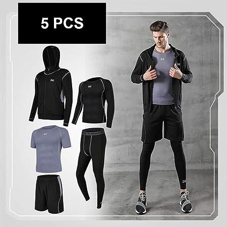 TUTA da Jogging Sport Tuta Tuta Fitness Tuta Uomo Fitness