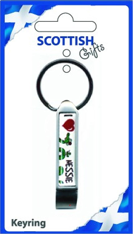 即日発送 Scottish Bottle Bottle Opener Keyring I Love B007OBK986 Nessie Red Heart Red B007OBK986, アルファヴィータonlineshop:c998eb5a --- yelica.com