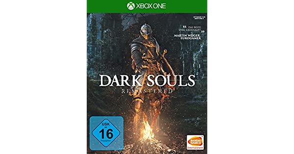 Namco Bandai Games Dark Souls: Remastered Remastered Xbox One ...
