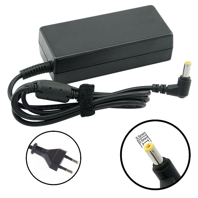 OME-Cargador portátil Toshiba Satellite A1XX/A2XX/A85/L10/L15/L25 ...