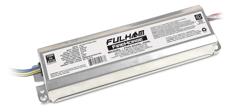 Fulham Fh3 Dual 450l Firehorse Fluorescent Emergency 14 Watt Compact Electronic Ballast Home Improvement