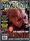 Fangoria Magazine 161 HEMOGLOBIN Lost Highway ANACONDA Norman Cabrera DEAN KOONTZ Buffy the Vampire Slayer X-FILES April 1997 C (Fangoria Magazine)