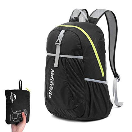 40ee1985f216 Sunuo 22L Outdoor Lightweight Packable Backpack Water Resistant Daypack  Handy Durable Travel Hiking Backpack Daypack (