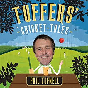 Tuffers' Cricket Tales Audiobook