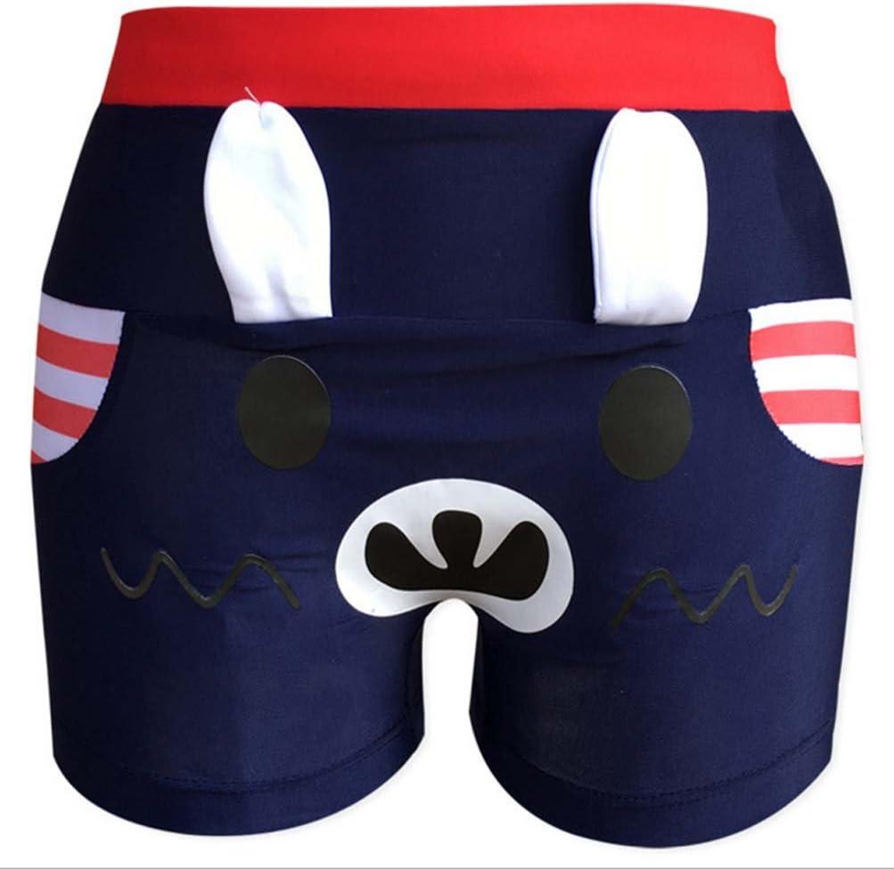 HUPLUE Baby Boys Quick Dry Beach Shorts Swim Trunk Swimsuit Cute Cartoon Swim Trunk Swim Shorts