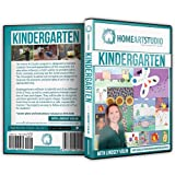 Home School Art Studio Program DVD with Lindsey Volin Kindergarten