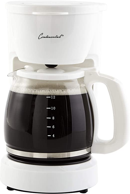 Amazon.com: Continental ce-cm291 12-cup cafetera, color ...