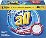 all Powder Laundry Detergent, Stainlifter, 52 Ounces, 40 Loads