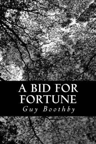 A Bid for Fortune: or Dr. Nikola's Vendetta pdf