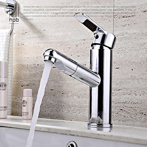 NewBorn Faucet Küche oder Badezimmer Waschbecken Mischbatterie Das Kupfer Badewanne Dusche Wasser Heißes Wasser für Eine Dusche, Mischventil Dreibettzimmer Dusche Kit E Mixer Dusche Kit Tippen