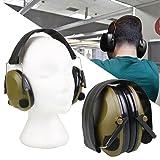 hongfei Electronic Tactical Ear Muffs for Shooters