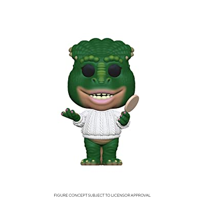 Funko Pop! TV: Dinosaurs - Charlene Sinclair: Toys & Games