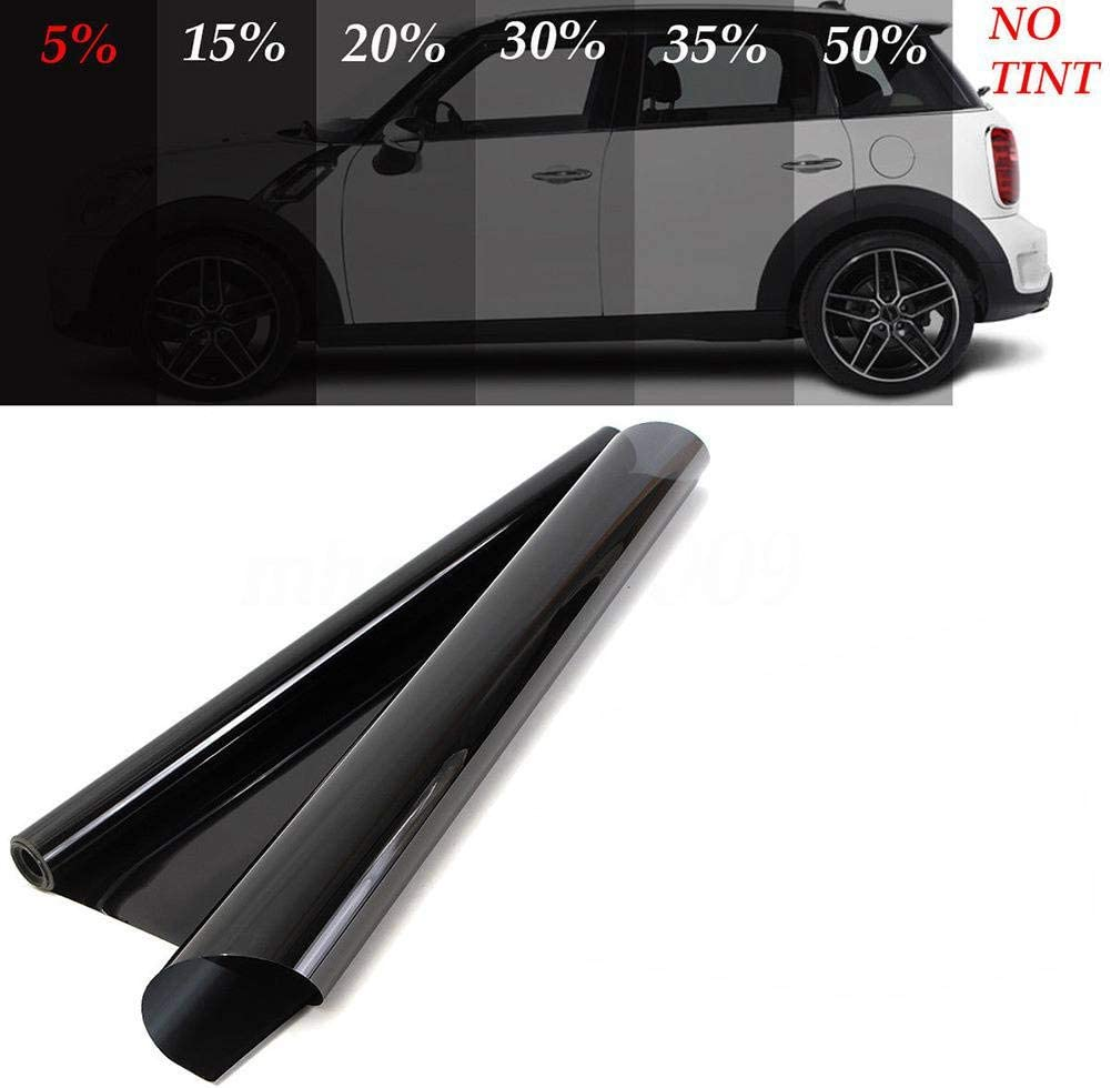Complete Tint Kit for All Windows Sizet Uncut Roll Window Tint Film