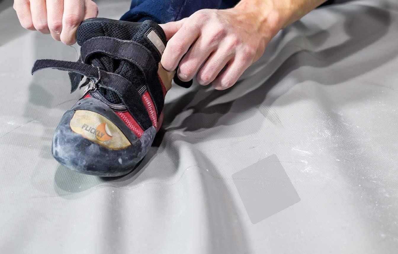 Flickly Anhänger Planen Reparatur Pflaster In Vielen Farben Erhältlich 50cm X 24cm Selbstklebend Ral 6031 Bundeswehr Bronzegrün Auto