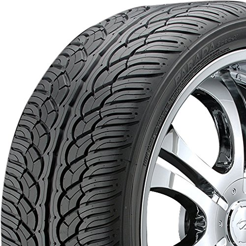 Yokohama Parada Spec-X All-Season Radial Tire - 275/55R20 117V - 02 Ford Expedition Spec