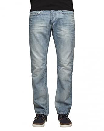 Straight Herren Jeans Original Clark Jackamp; Jones OiPwkXZuT