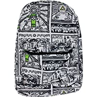 Bioworld The Legend of Zelda Game Drawings Sublimated Backpack