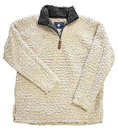 Quarter Zip Pullover Jacket - 8