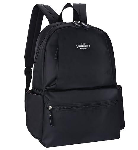Mochilas Ordenador Portatil, Coofit Mochila Ejecutivo Laptop Backpack Mochilas de Diario Negocio Trabajo Bolso Mochila