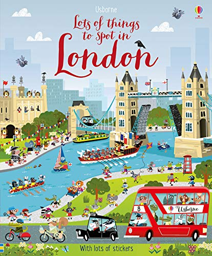 Download Lots of Things to Spot in London ebook