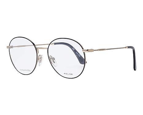 f97f1a38960 Police - Montures de lunettes - Homme Or Noir  Amazon.fr  Vêtements ...