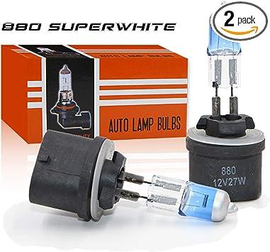 H13 Halogen Headlight 6000K Super White DC 12V Light Bulb 55W