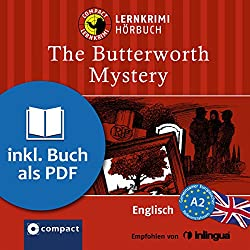 The Butterworth Mystery (Compact Lernkrimi Hörbuch)