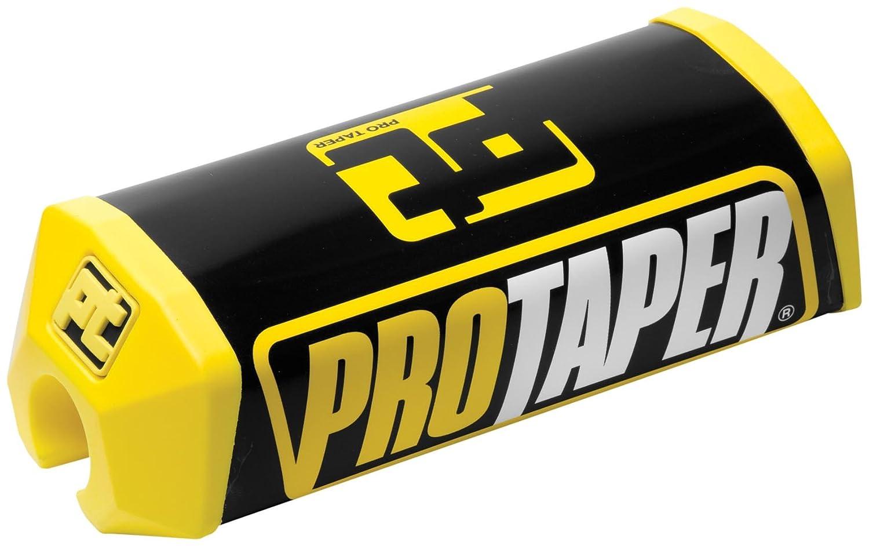 Pro Taper Standard 2.0 Square Crossbar Pads - Yellow/Black 028400 Z02-8400