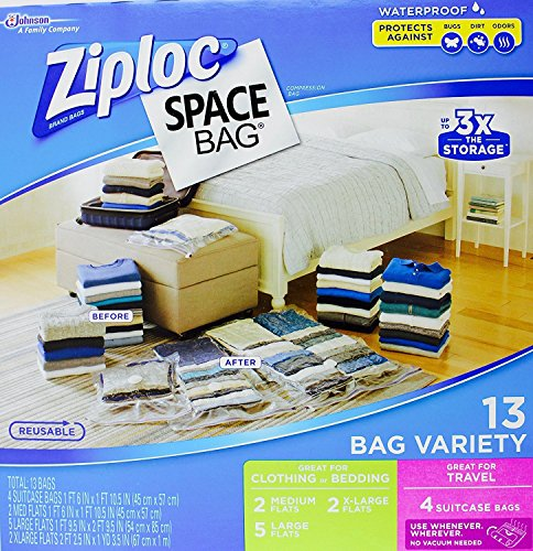 Ziploc Space Vacuum Variety Travel product image