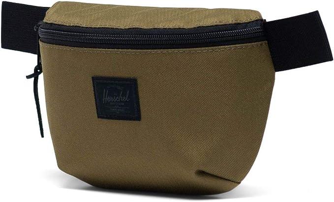 Herschel Fourteen - Pack de cintura (1,0 L), color caqui: Amazon.es: Ropa y accesorios