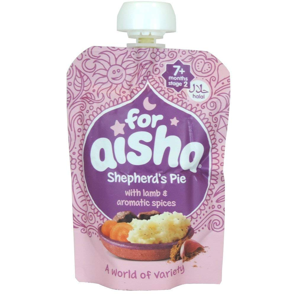 For AishaShepherds Pie With Lamb /& Aromatic Spices6 x 130g