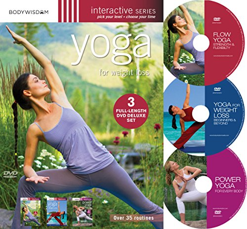 Yoga Weight Loss Deluxe routines product image