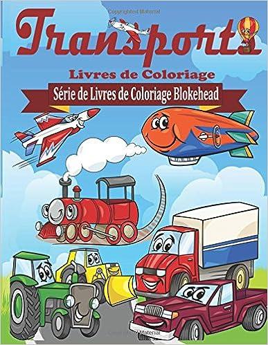En ligne téléchargement Transports Livres de Coloriage epub pdf