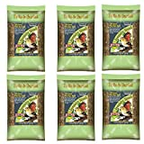 Audubon Park 12238 Patio and Garden Wild Bird Food, 14-Pounds (6 pack)