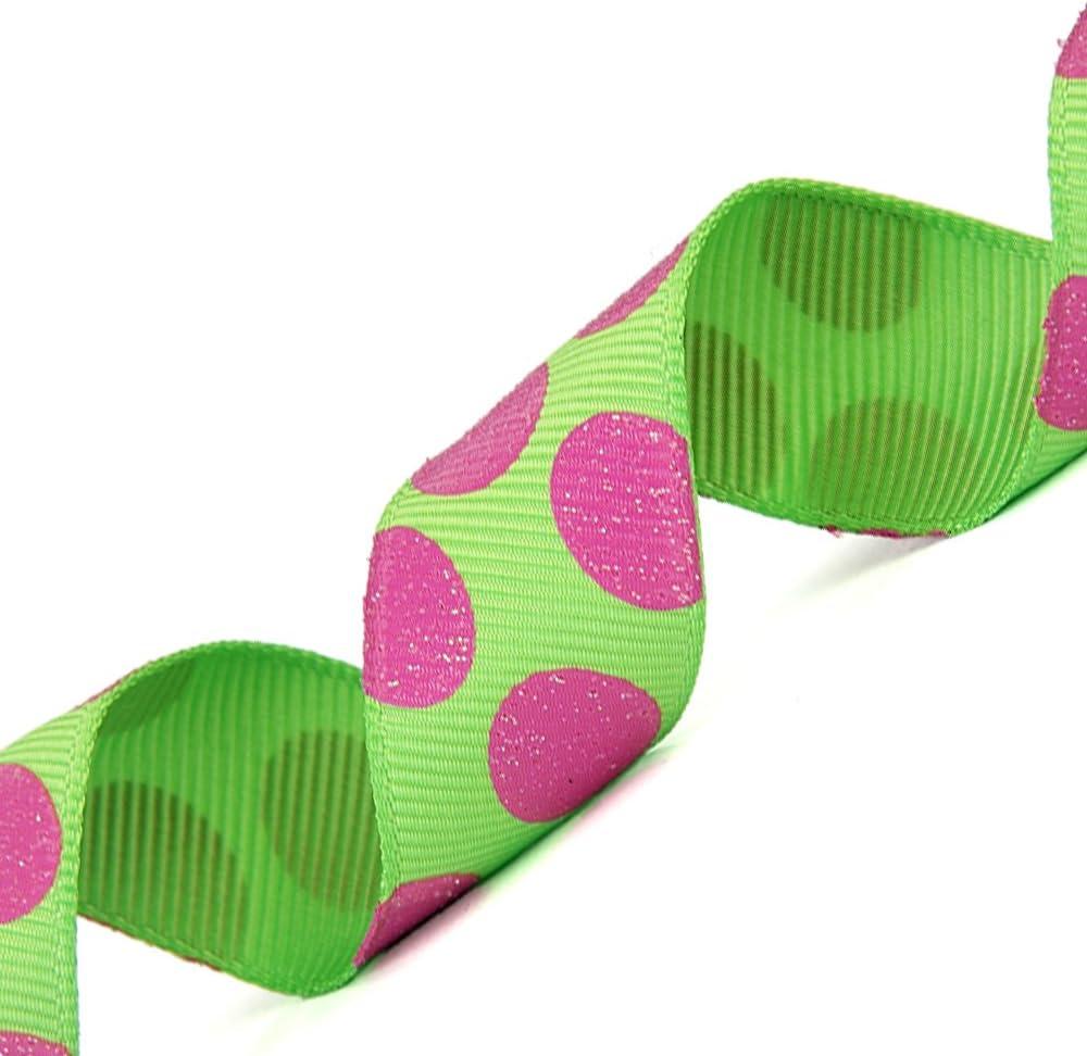 Grab bag of ribbons combination of  78 or 1 inch Grosgrain ribbons x20 yards Brand ribbons