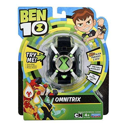 Ben 10 Action Omnitrix Roleplay