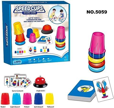 Lecc Juguetes educativos para niños, 12 Juegos de Mesa para niños, Mejorar la observación, atención, Juguetes educativos, Juegos Divertidos,NO.5059: Amazon.es: Hogar