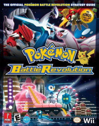 Price comparison product image Pokemon Battle Revolution: Prima Official Game Guide