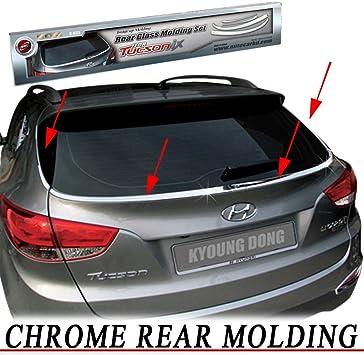 Chrome Mirror Bracket Molding Garnish for Hyundai Tucson IX35 2010~2015