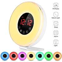 Deals on LBell Wake Up Light Alarm Clock