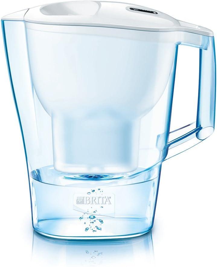 CARTUCCIA FILTRO tavolo FILTRO ACQUA NUOVO BRITA Navelia filtro acqua 2,3 LITRI incl