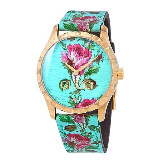 e8f26a8de98 Gucci Le Marché des Merveilles Watch 38mm YA1264085  Amazon.co.uk  Watches