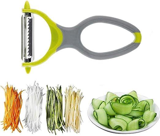 Stainless Steel Peeler Fruit//Vegetable Peeler Green
