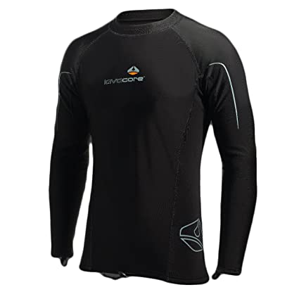 3dcdb3f2 Oceanic Lavacore Men's Scuba Diving and Snorkeling Long-Sleeve Shirt - Size  King 2