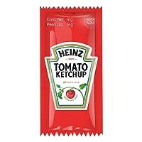 Heinz Ketchup, 200 sobres x 9g
