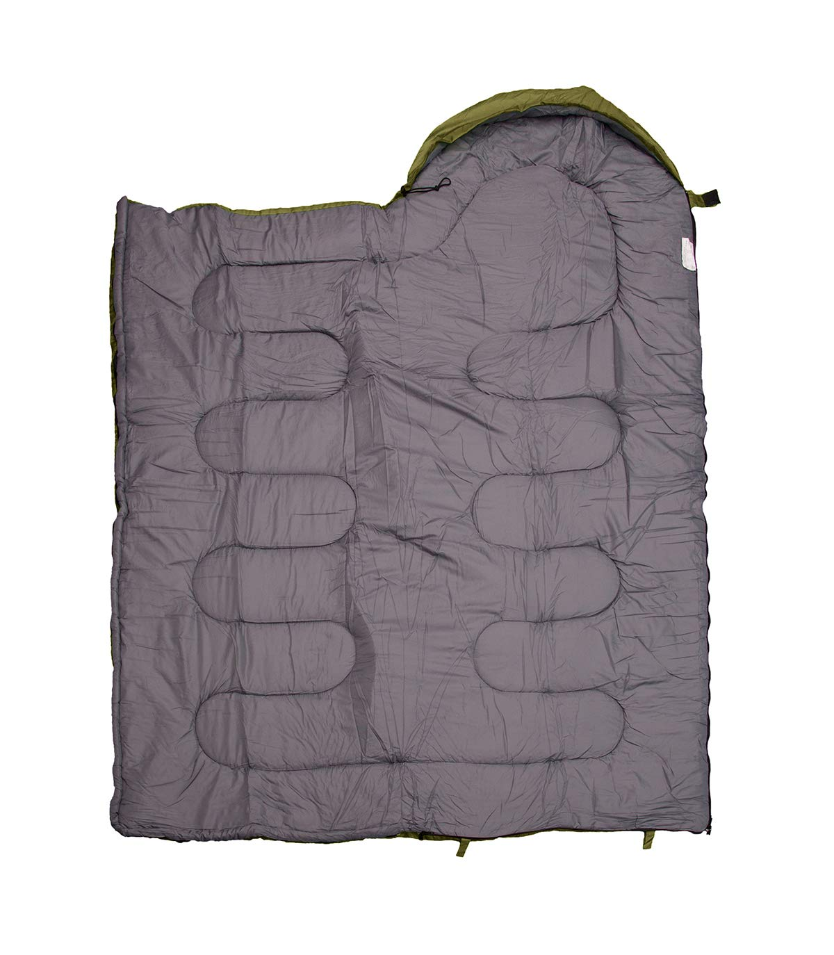 REVALCAMP Sleeping Bag for Cold Weather - 4 Season Envelope Shape Bags by Great for Kids, Teens & Adults. Warm and Lightweight - Perfect for Hiking, Backpacking & Camping 5